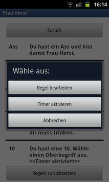 Frau Horst - Kartenspiel screenshot 1