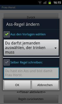 Frau Horst - Kartenspiel screenshot 2