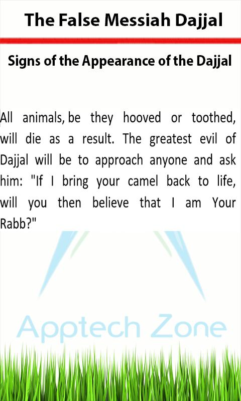 The False Messiah Dajjal for Android - APK Download