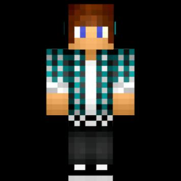 Authenticgames Skin For Android APK Download - Skin para minecraft pe do authenticgames