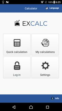 excalc leasing calculator poster