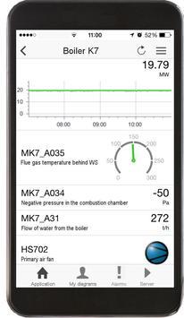 Asix Mobile screenshot 1