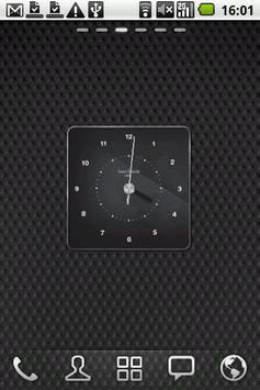 Grant's Clock Widget apk screenshot