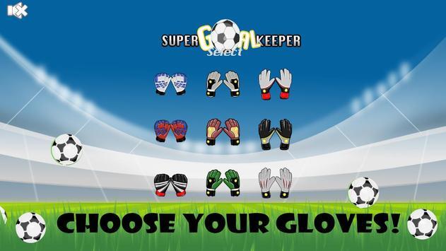 Super Goalkeeper apk screenshot