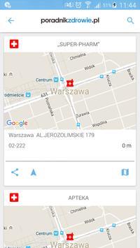 Poradnikzdrowie apk screenshot