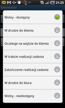Hdfe apk screenshot