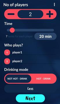Hot or Shot screenshot 2