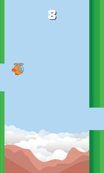Copter based on flappy apk screenshot