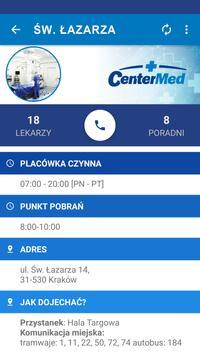 CenterMed Mobile apk screenshot