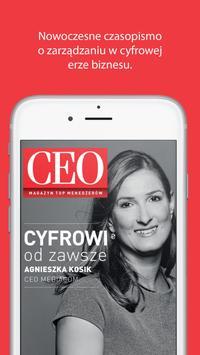 CEO Magazyn Top Menedżerów poster