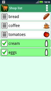 Shop List (CHR) screenshot 3
