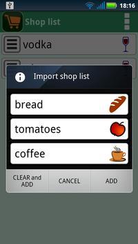 Shop List (CHR) screenshot 7