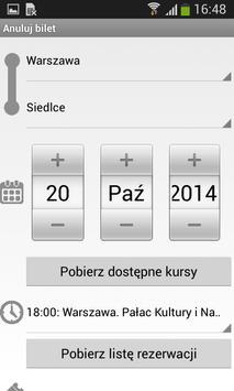 BusRezerwacje.pl screenshot 2