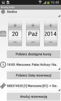 BusRezerwacje.pl screenshot 3