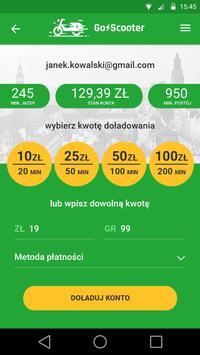 GoScooter screenshot 3
