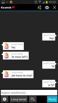 Czatek.pl apk screenshot