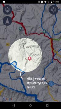 Bieszczady i MRB Karpaty Wschodnie screenshot 1