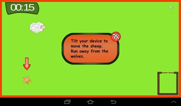 Runaway Sheep screenshot 1