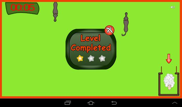 Runaway Sheep apk screenshot