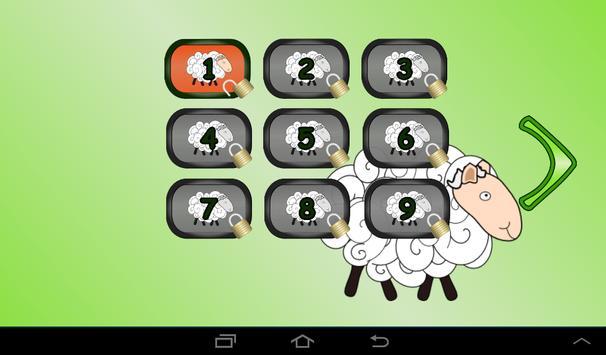 Runaway Sheep poster