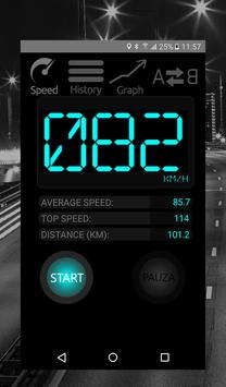 Speedometer PRO HUD screenshot 4