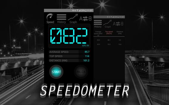 Speedometer PRO HUD screenshot 3