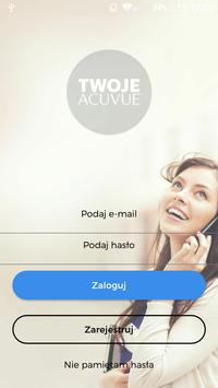 Twoje ACUVUE® poster