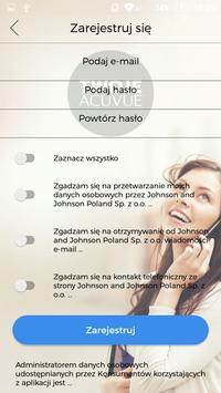 Twoje ACUVUE® apk screenshot