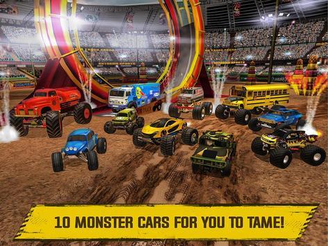 Monster Truck Arena Driver apk screenshot