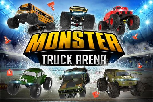 Monster Truck Arena Driver poster
