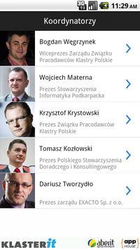 KlasterIT screenshot 1