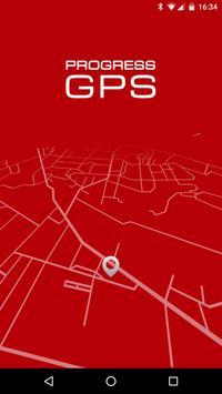 Progress GPS poster