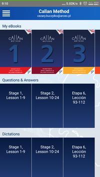 Callan method apk baixar grtis livros e referncias aplicativo callan method cartaz callan method apk imagem de tela fandeluxe Image collections