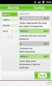 Komunikator FunSkan apk screenshot
