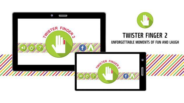 Twister Finger 2 poster