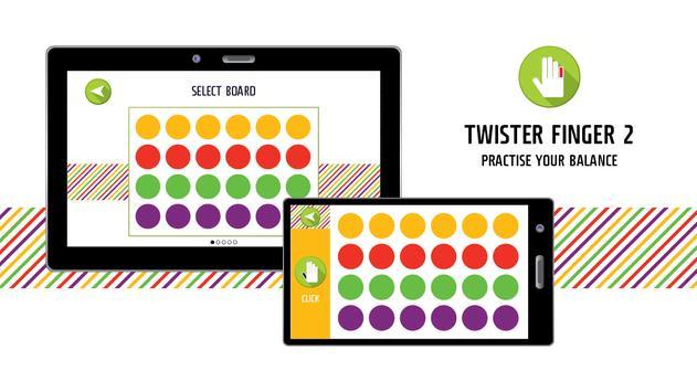Twister Finger 2 apk screenshot