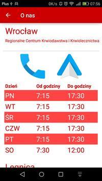 RCKiK Wrocław screenshot 1