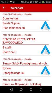 RCKiK Wrocław screenshot 4