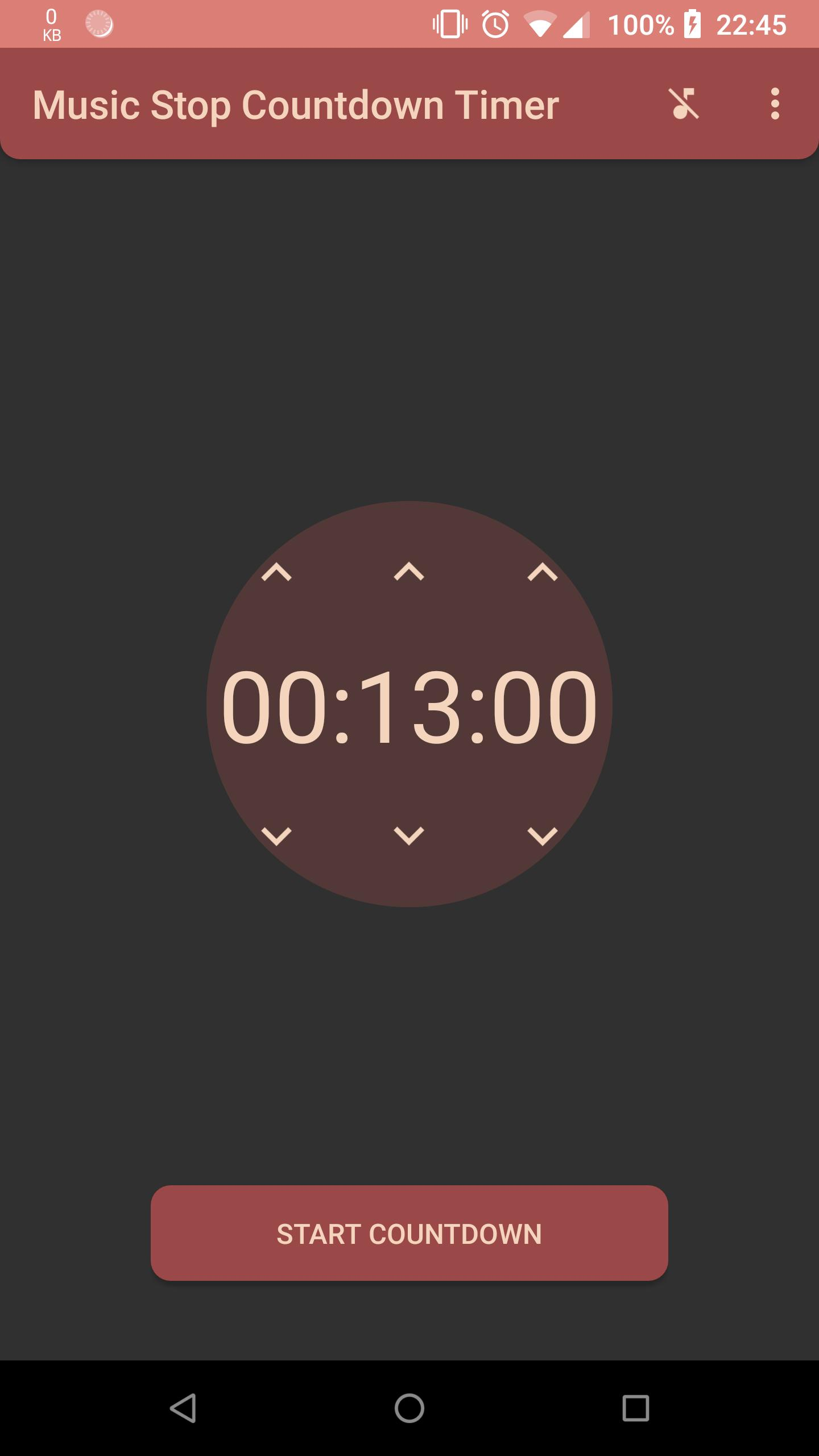 Music Stop Countdown Timer for Android - APK Download