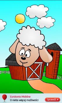 Baaing Sheep poster