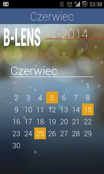 B-Lens Organizer apk screenshot