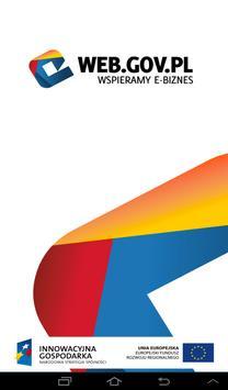 WEB.GOV.PL Wspieramy e-Biznes apk screenshot