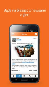 SocPlay apk screenshot