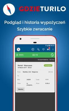 My Nextbike ♥ Gdzieturilo apk screenshot