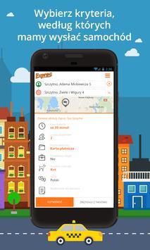 Expres Taxi Szczytno screenshot 2
