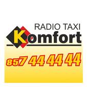 Komfort Taxi Białystok icon