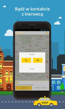 Komfort Taxi Białystok screenshot 3
