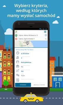 Merc Taxi Gdynia screenshot 2