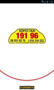 Sopot Taxi poster