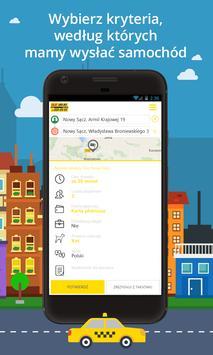 Taxi Nowy Sącz screenshot 2